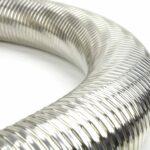 Wąż metalowy typ D