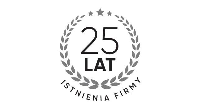 25 lat instnienia firmy Rondo